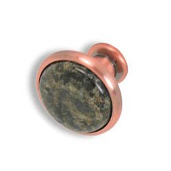 cabinet konbs-brushed Antique copper- China Green