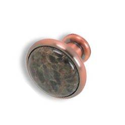 Cabinet konbs-brushed Antique copper- Labrado Antique