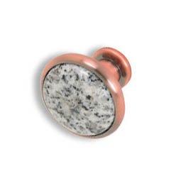 Cabinet konbs-brushed Antique copper- Napoli