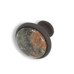 Cabinet konbs-Rustic Bronze- Baltic Brown