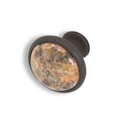 Cabinet knobs-Rustic Bronze- Giallo Veneziano