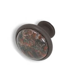 Cabinet knobs-Rustic Bronze- Tan Brown