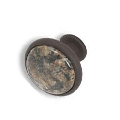 Cabinet knobs-Bustic Bronze -Tropical Brown