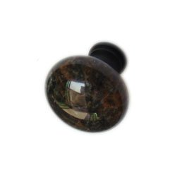 Knob2 -Tan Brown