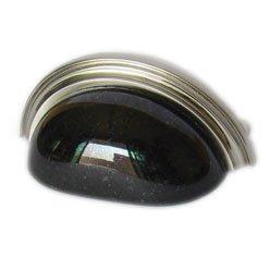 Cup Pull-Granite pull- Absolute Black