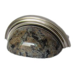 Granite cup pull-Polychrome