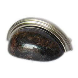 Granite cup pull-Tan brown