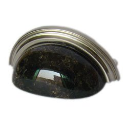 Granite cup pull-Verde Ubatuba