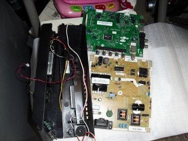 vizio e320-bo  boards  power,  main  and  speakers