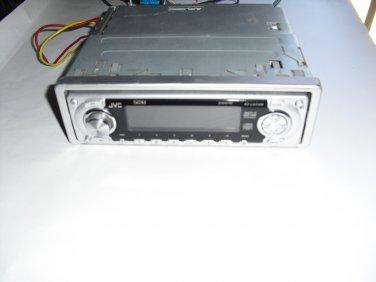jvc  car  radio  cd mps   200  watts