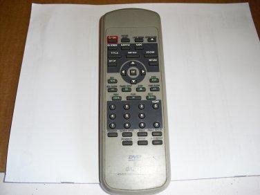 rb-5100   sanyo  dvd  remote  control