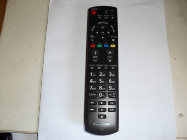 panasonic  viera  tv  remote  control
