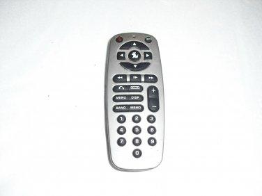 sirius  satellite  remote  control