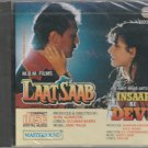 laat saab / Insaaf Ki Devi  [Cd] Uk made  Cd