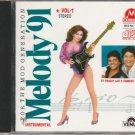 melody 91 . vol 1    [Cd] uk made
