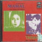 Mahal / Tarana   [ Cd]UK Made Cd / EMI released
