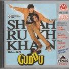 Guddu - Shah Rukh Khan [ Cd] Music : Naushad - Uk Made Cd