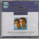 golden moments/ ahmed hussain .mohammed hussain   cd /india  made