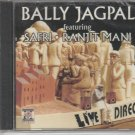 bally jagpal  .live & direct    punjabi [cd] featuring .safri .ranjit mani