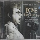 Bose - The Forfotten hero   [Cd] Music : A R rahman