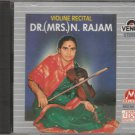 Classical - Violin By dr ( Mrs ) N Rajam [Cd] Uk Made Cd