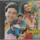 Yaraana - Madhuri Dixit, Rishi Kapoor [Cd] Made In Uk Cd -Yarana