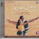 Yeh Dil Aashiqana  [2Cd set ] Music : nadeem shrawan USA made Cd