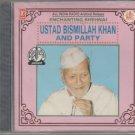 Enchanting Shehnai - ust Bismillah Khan[Cd]raag jaijaiwanti,poorvi dhun,Kajari
