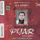 pyar  /as kang  punjabi  remix   [Cd] music by sukhshinder shinda