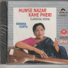 Humse Nazar Kahe Pheri - Vocal By Shobha Gurtu  [Cd ] Made In Uk Cd