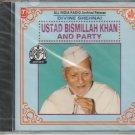 Divine Shehnai - Ust Bismillah Khan Shehnai [Cd] Raag Maru Bihag,Sur Malhaar