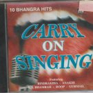 Carry On Singing - Bindarakhia,anakhi, K s Bhamrah,roop,Gurmail [Cd] Uk made Cd