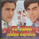 Tu chor Main sipahi - akshay Kumar  [Cd] 1st Edition Melody Released -UK Made