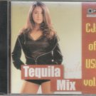 Cj's Of USA Vol 3 - tequila Mix  [Cd] Made In USA