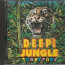 Deep Into Jungle Territory - Premi,DCs,Shava shava,Reshma  [Cd] - Uk made Cd