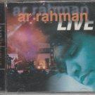 A R rahman Live  [Cd] a R Rehman Live