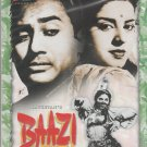 Baazi - Dev Anand   [Dvd ]  1st Edition released