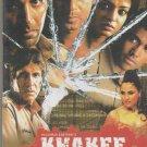 Khakhee - amitabh , Ajay Devgan , Aishwaria Bachcan , Akshay Kumar  [Dvd]