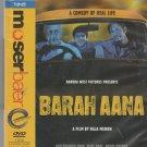 Barah Ana - Nashir Uddin Shah [Dvd ]  1st Edition released