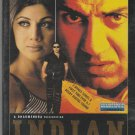 Indian - Sunny Deol , Shilpa shetty [Dvd] 1st Edition Released