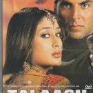 Talaash - Kareena kapoor, Akshay Kumar  [Dvd ] 1st Edition  Released