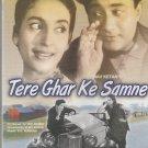 Tere Ghar Ke samne - Dev Anand , Nutan [Dvd] 1st Edition Shemaroo Released