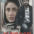 Kurbaan - saif ali Khan , Kareena Kapoor  [Dvd]  - 1 st edition Released