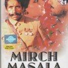 Mirch Masala - Smita patil , Nashirudin Shah[Dvd]1st Edition Released