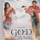 God Tussi Great Ho - Amitabh bachchan   [Dvd] 1st Edition Released