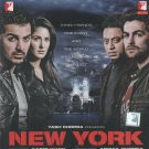 New York - Irfan Khan,Neil Nitin Mukesh ,Katrina Kaif   [Dvd] 1st Edition