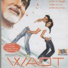 Waqt - amitabh bachchan , akshay Kumar ,Priyanka C  [Dvd ] 1st Edition Released