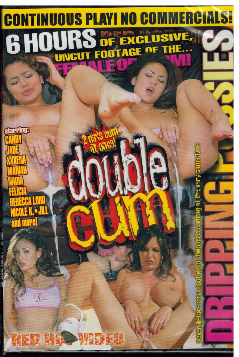 Double Cum Lesbian Squirting All Sex Buy 3 Get 1 Free