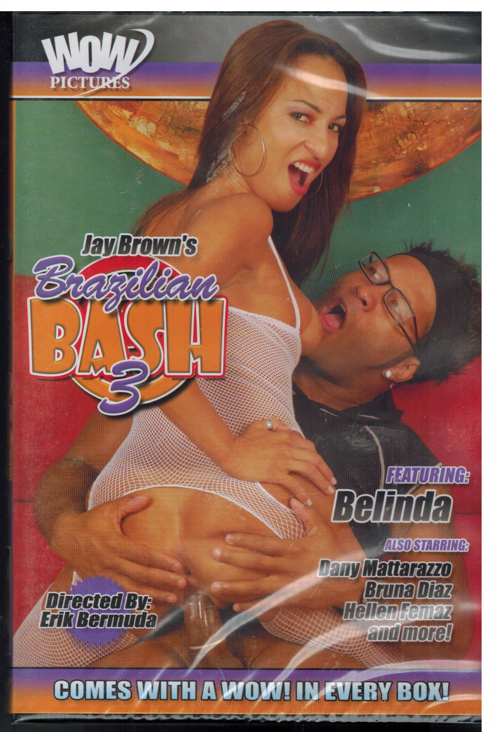 Jay Brown's Brazilian Bash 3 All Sex Buy 3 Get 1 Free