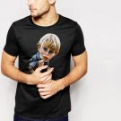 Macaulay Culkin Caricature Men T-Shirt